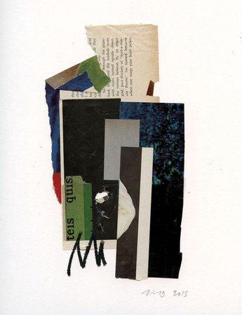 Magazine scraps