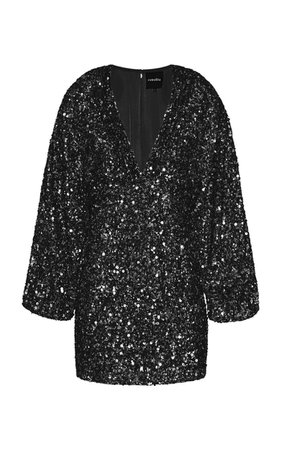 Aubrielle Sequin-Embellished Mini Dress By Retrofête | Moda Operandi