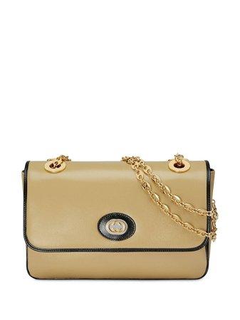 Gucci, Gg Motif Shoulder Bag