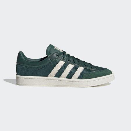 adidas Americana Low Shoes - Green | adidas US