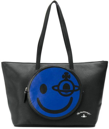 Pre-Owned TOTE LEATHER BAG 2015