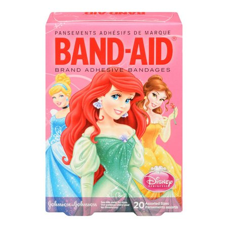 princess bandaids