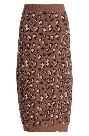Halogen® Sweater Skirt | Nordstrom