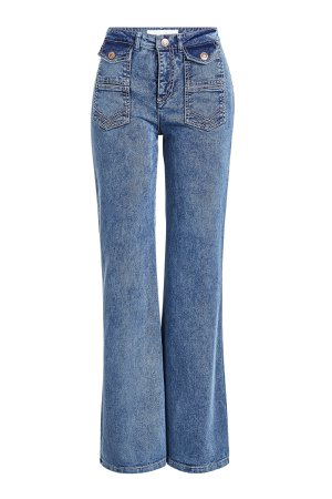 Flared Jeans Gr. 26
