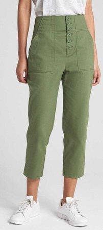 GAP Green Chino Crop