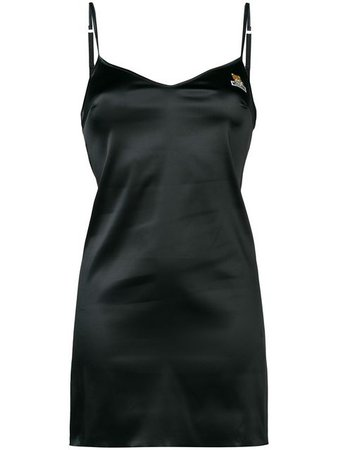 Moschino nightwear slip-on dress