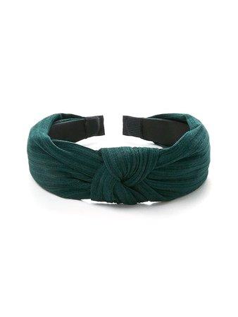 Knot Design Wide Headband