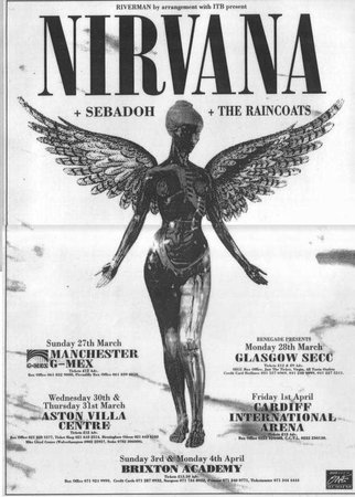 grunge poster nirvana