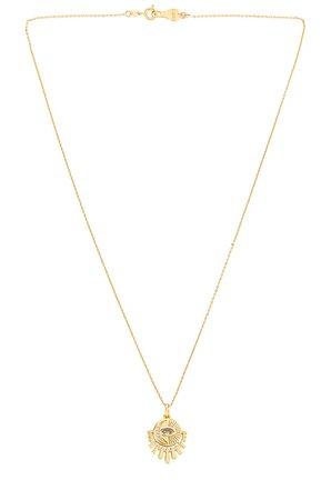 BRACHA Better Days Necklace in Gold | REVOLVE