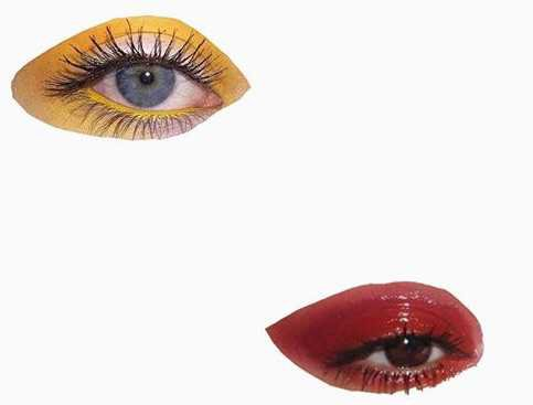 Eyes 7 - @polyvorenomore PNG Collection