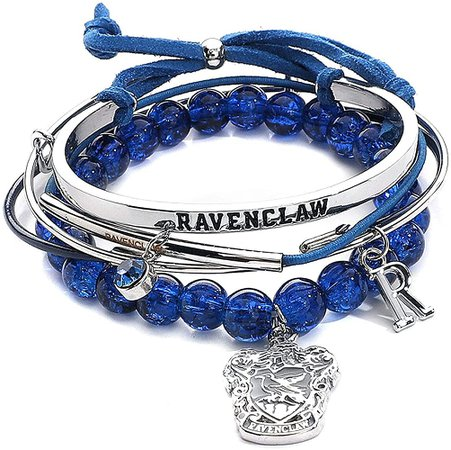 Amazon.com: HARRY POTTER Ravenclaw Arm Party Bracelet Set: Clothing