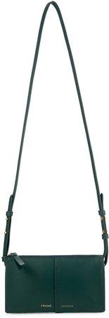 Les Second Leather Wallet Shoulder Bag