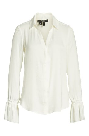 PAIGE Abriana Shirt | Nordstrom