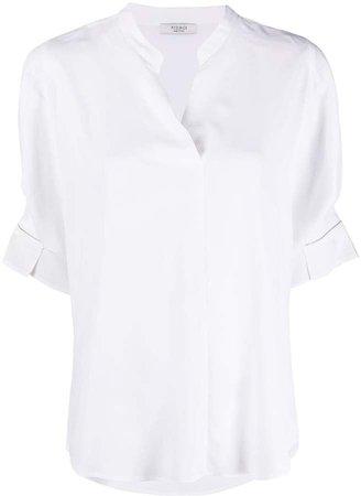 V-Neck Short-Sleeve Shirt