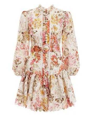 2020 New arrive women high quality flower lace dress on AliExpress
