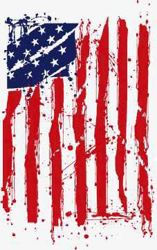 Creative American Flag, Us Flag, Fashion PNG and Vector for Free Download