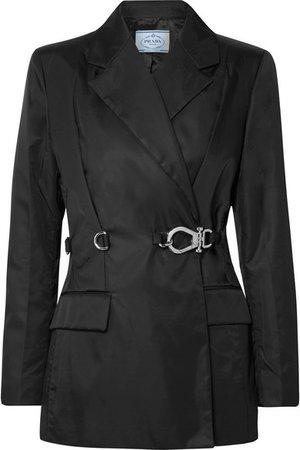 Prada | Nylon blazer | NET-A-PORTER.COM