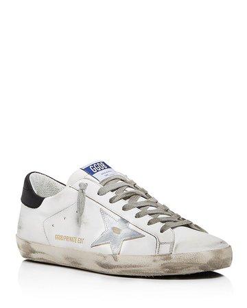 Golden Goose Deluxe Brand Unisex Superstar Laminated Star Sneakers - 100% Exclusive | Bloomingdale's