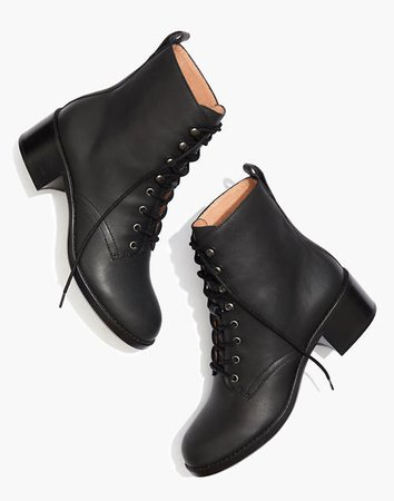 The Patti Lace-Up Boot