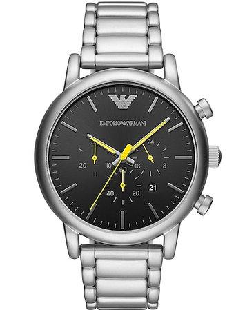 Emporio Armani Ar11324 - Wrist Watch - Men Emporio Armani Wrist Watches online on YOOX United States - 58051983HF