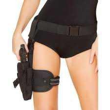 thigh gun holster
