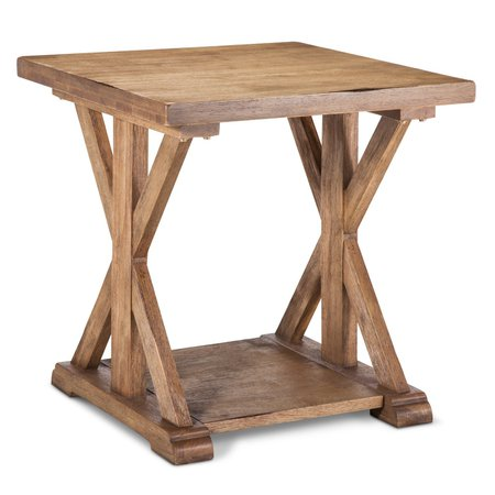 Harvester End Table - Wood - Beekman 1802 FarmHouse™ : Target