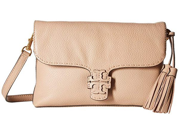 Tory Burch McGraw Flap Crossbody at Zappos.com