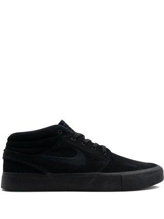 Nike Sb Zoom Janoski Sneakers AT7324002 Black   Farfetch