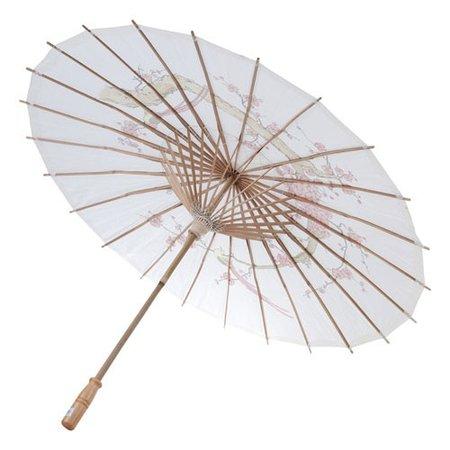 Cherry Blossom Parasol, Cherry Blossom Paper Parasol Umbrella