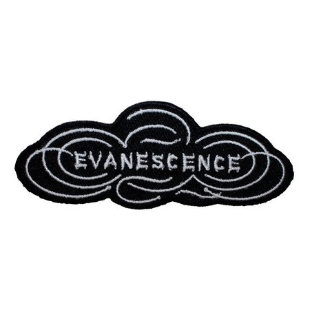 Evanescence Band Logo Patch Amy Lee Gothic Rock Metal Music | Etsy