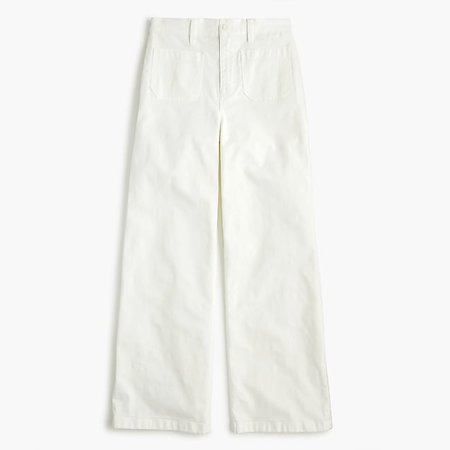 Point Sur wide-leg full-length pant - Women's Pants | J.Crew
