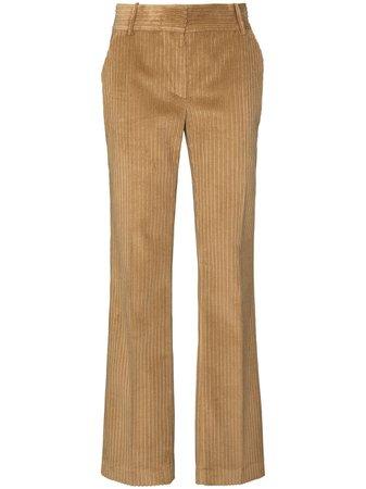 Victoria Beckham, straight-leg Corduroy Trousers Pants