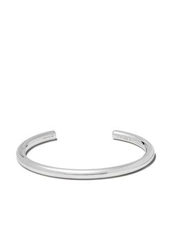 Le Gramme Le 31 Bangle Bracelet - Farfetch