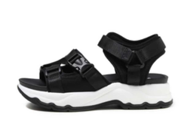 PUZZLE Chunky sandal