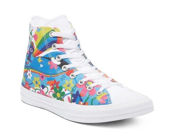 Converse Chuck Taylor Hi All Star Pride Sneaker