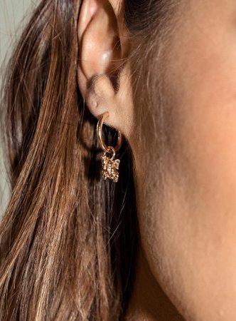 Kelis Hoop Earrings