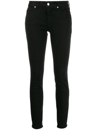 Calvin Klein High Rise Skinny Jeans - Farfetch