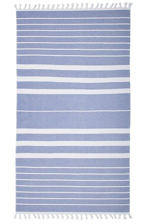 Grey Men's Beach Towel