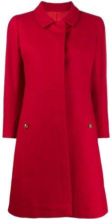 A.N.G.E.L.O. Vintage Cult 1960s peter pan collar A-line coat