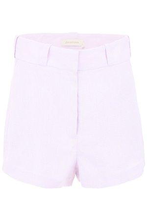 Zimmermann Linen Shorts