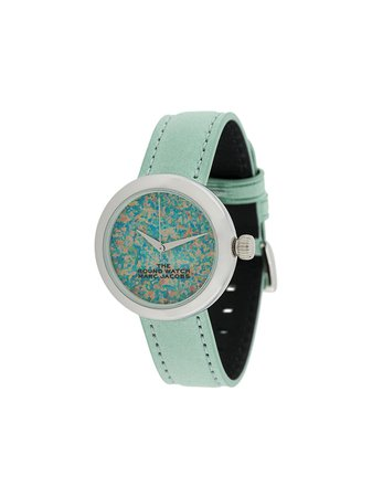 Marc Jacobs Watches The Round Watch MJ0120179285 Green | Farfetch