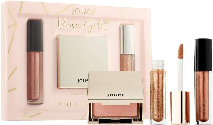 Jouer Cosmetics - Rose Gold Collection Set