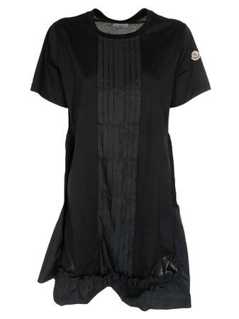 Moncler Pleated Mini Dress