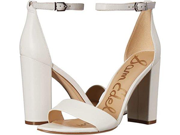 Sam Edelman Yaro Ankle Strap Sandal Heel   Zappos.com