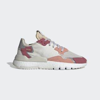 adidas Nite Jogger Shoes - White | adidas US