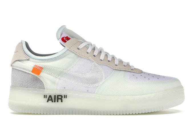 clear airforce off white sneakers - Búsqueda de Google