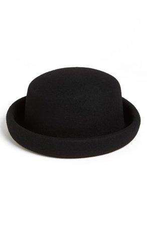 Topshop 'Pork Pie' Bowler Hat | Nordstrom
