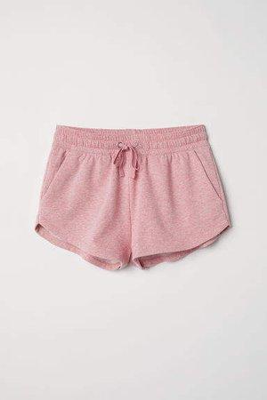 Sweatshorts - Pink