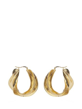 CELINE HOOPS EARRINGS