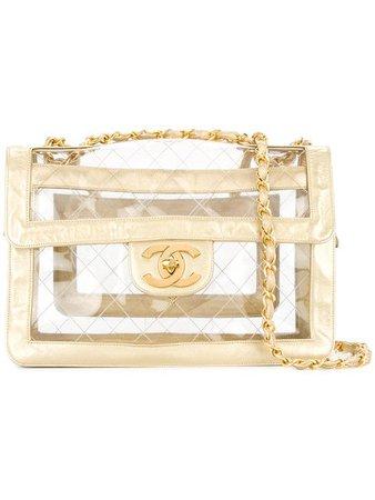Chanel Vintage Jumbo shoulder bag